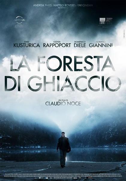 Locandina italiana La foresta di ghiaccio