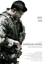 Locandina American Sniper