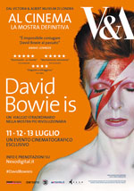 Locandina David Bowie Is