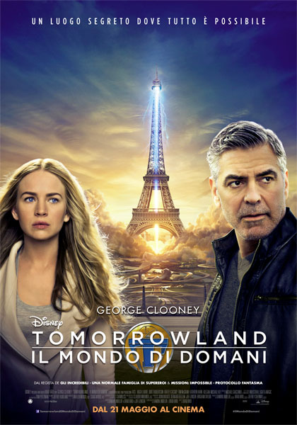 Trailer Tomorrowland