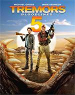 Poster Tremors 5: Bloodline  n. 0