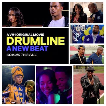 Trailer Drumline: A New Beat