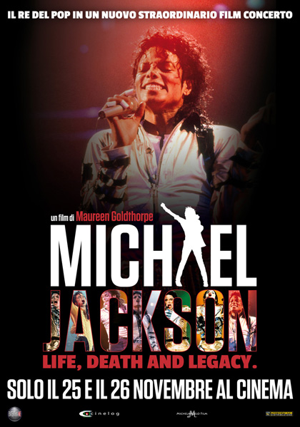 Trailer Michael Jackson - Life, Death and Legacy