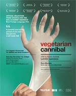 Locandina Vegetarian Cannibal
