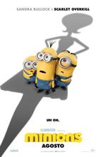 Poster Minions  n. 1