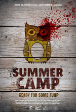 Trailer Summer Camp