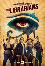 Trailer The Librarians