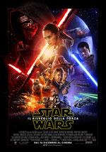 Poster Star Wars: Episodio VII - Il risveglio della forza  n. 0