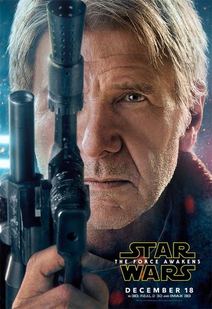 Poster Star Wars: Episodio VII - Il risveglio della forza