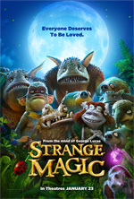 Trailer Strange Magic