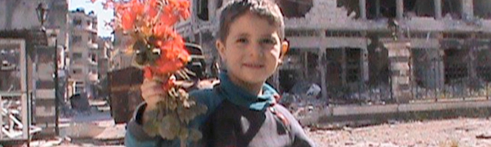 Eau argentée - Autoritratto siriano