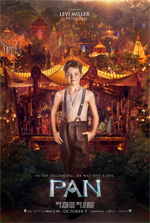 Poster Pan - Viaggio sull'Isola che non c'è  n. 3