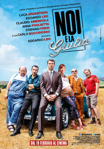 Noi e la Giulia - Film (2015) - MYmovies.it