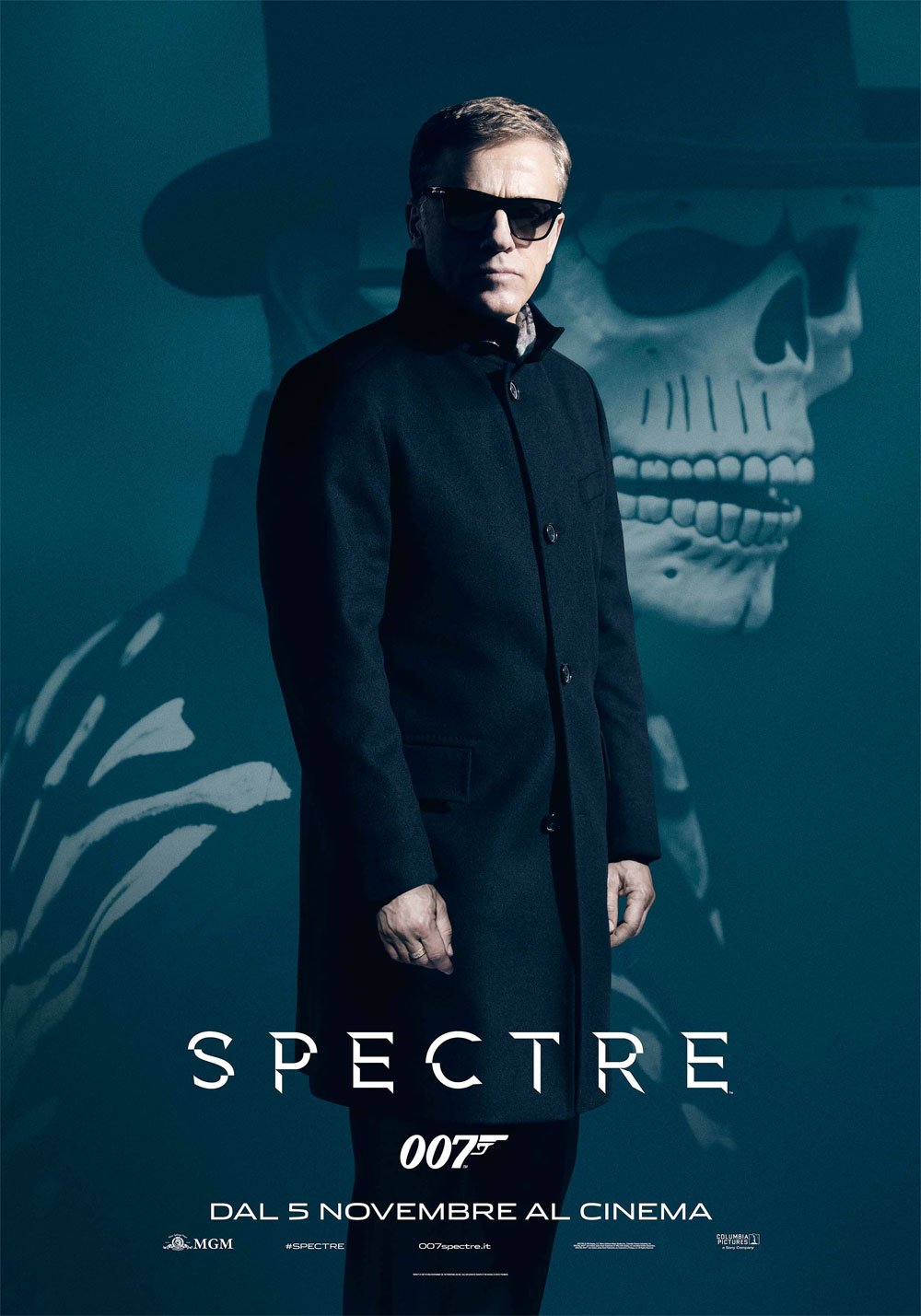 Poster Spectre - 007
