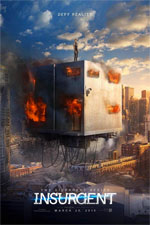 Poster The Divergent Series: Insurgent  n. 1