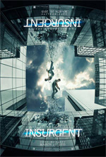 Poster The Divergent Series: Insurgent  n. 2