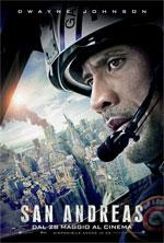 Poster San Andreas  n. 0