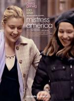 Poster Mistress America  n. 0