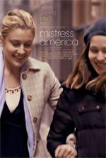 Poster Mistress America  n. 1