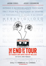 Poster The End of the Tour  n. 0