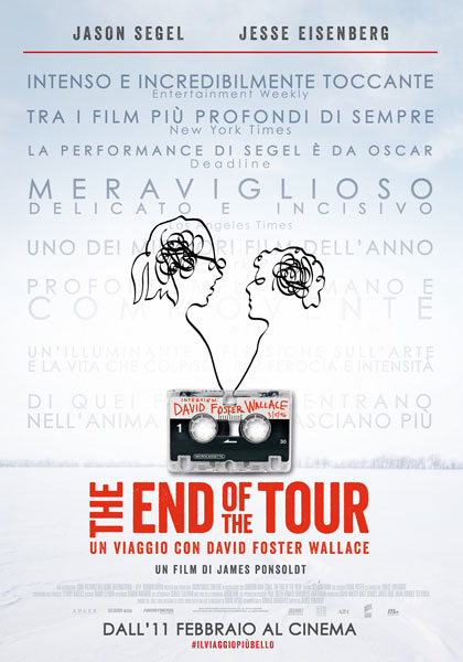 Trailer The End of the Tour