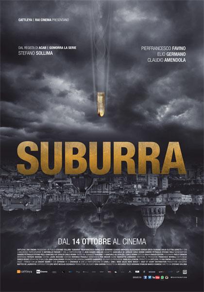 Locandina italiana Suburra
