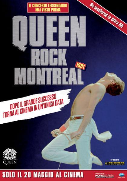 Trailer Queen Rock Montreal