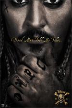 Poster Pirati dei Caraibi - La vendetta di Salazar  n. 2