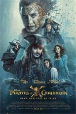 Poster Pirati dei Caraibi - La vendetta di Salazar  n. 3