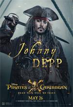 Poster Pirati dei Caraibi - La vendetta di Salazar  n. 4