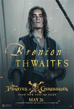 Poster Pirati dei Caraibi - La vendetta di Salazar  n. 6