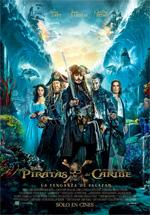 Poster Pirati dei Caraibi - La vendetta di Salazar  n. 8