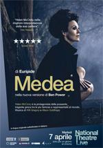 National Theatre Live - Medea