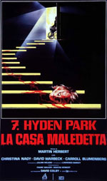 7, Hyden Park - La casa maledetta