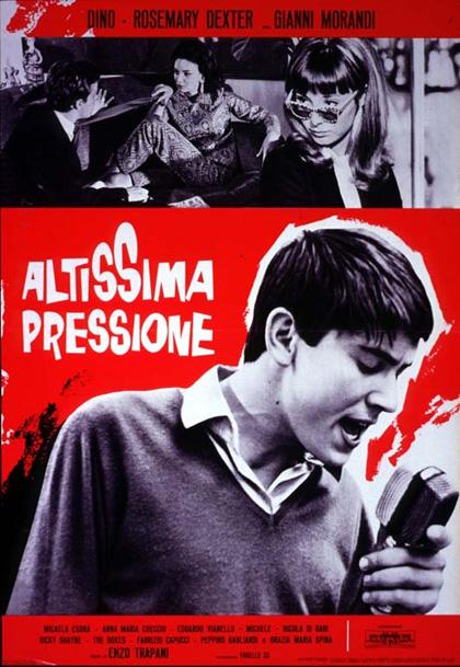 Locandina italiana Altissima pressione