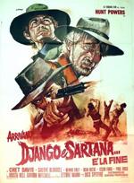 Arrivano Django e Sartana... è la fine!
