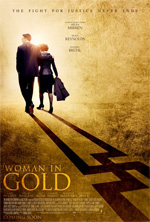Poster Woman in Gold  n. 1