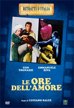 Poster Le ore dell'amore  n. 0