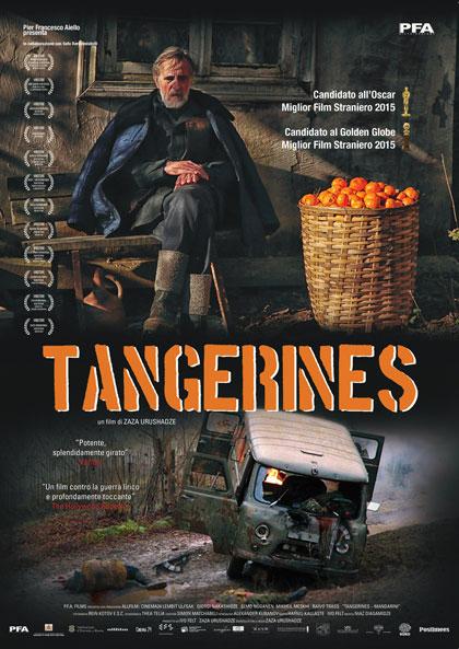 Locandina italiana Tangerines - Mandarini