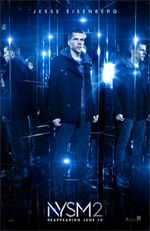 Poster Now You See Me 2 - I maghi del crimine  n. 2