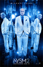 Poster Now You See Me 2 - I maghi del crimine  n. 3