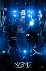 Poster Now You See Me 2 - I maghi del crimine  n. 6