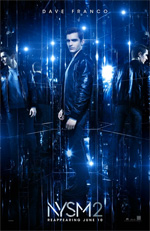 Poster Now You See Me 2 - I maghi del crimine  n. 7