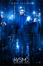 Poster Now You See Me 2 - I maghi del crimine  n. 8