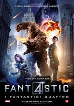 Poster Fantastic 4 - I fantastici quattro  n. 0