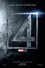Poster Fantastic 4 - I fantastici quattro  n. 2