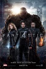 Poster Fantastic 4 - I fantastici quattro  n. 3