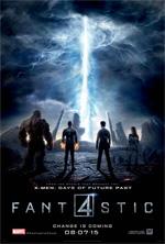 Poster Fantastic 4 - I fantastici quattro  n. 4