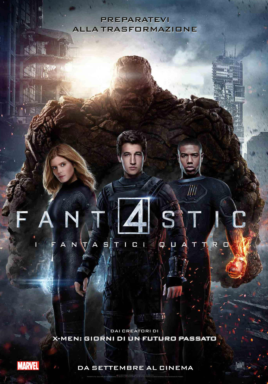 fantastic 4 – i fantastici quattro streaming