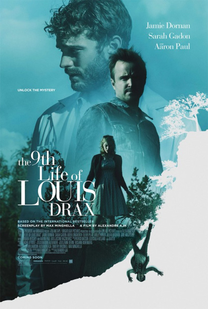 Locandina italiana The 9th Life of Louis Drax